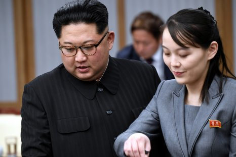 North Korea, Kim Yo Jong, South