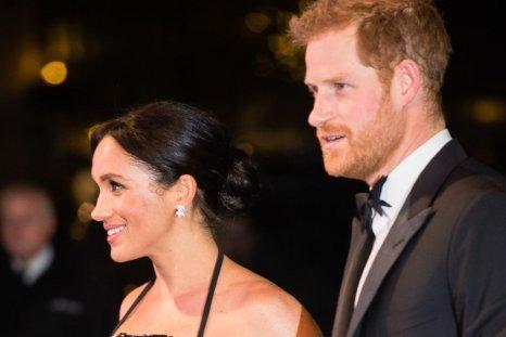 Meghan Markle and Prince Harry, Royal Variety