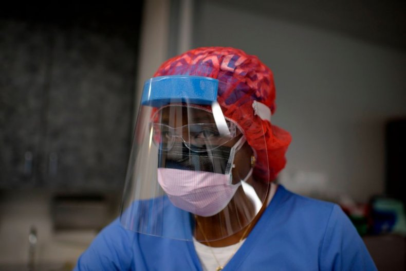 Hospital Worker in Richmond, Texas