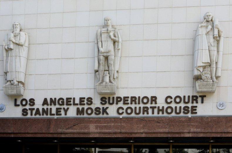 LA County Court House