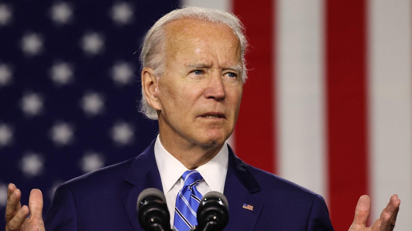 Biden plagiarized speech