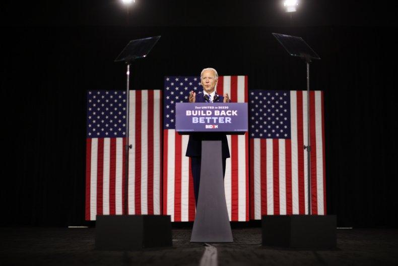 Biden unveils climate plan
