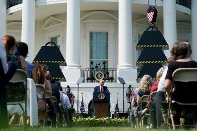 Trump regulations white house