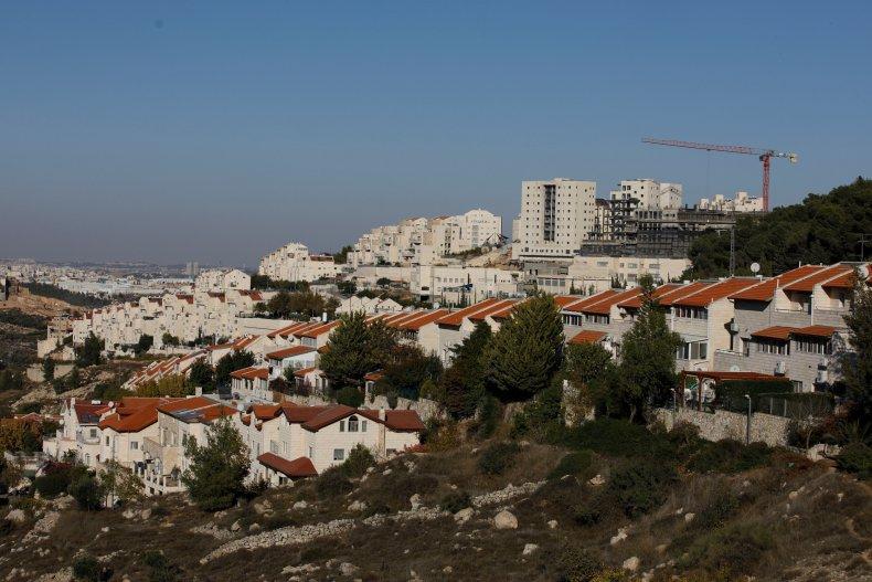 View of Efrat, Israel
