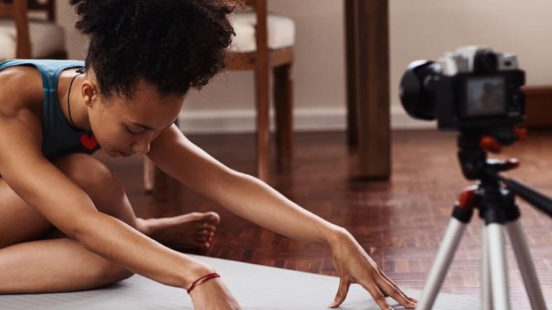 Newsweek Amplify - Yoga Tech and Millennials