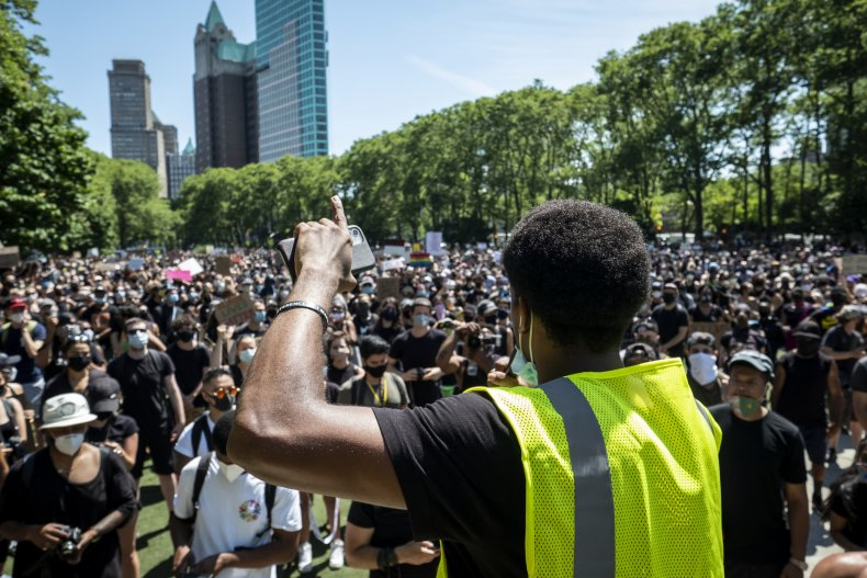 protest brooklyn