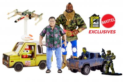 Mattel Creations Comic Con at Home Exclusives