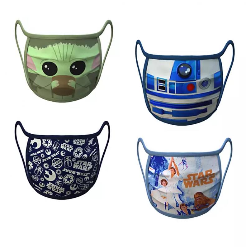 Disney Face Masks Kids Star Wars