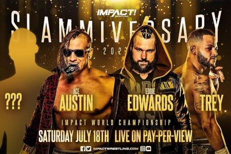 impact wrestling slammiversary 2020 world title match