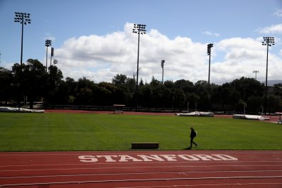 Stanford University athletics facilities