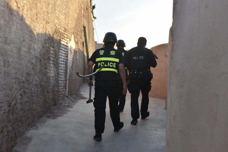 China, Uyghur, Xinjiang, Marsha Blackburn, human rights