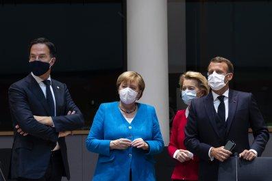 EU, stimulus, coronavirus, democracy, Netherlands, Germany, France