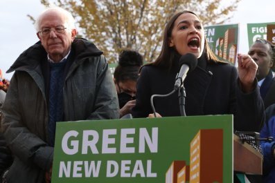 Why the Green New Deal isn't dead