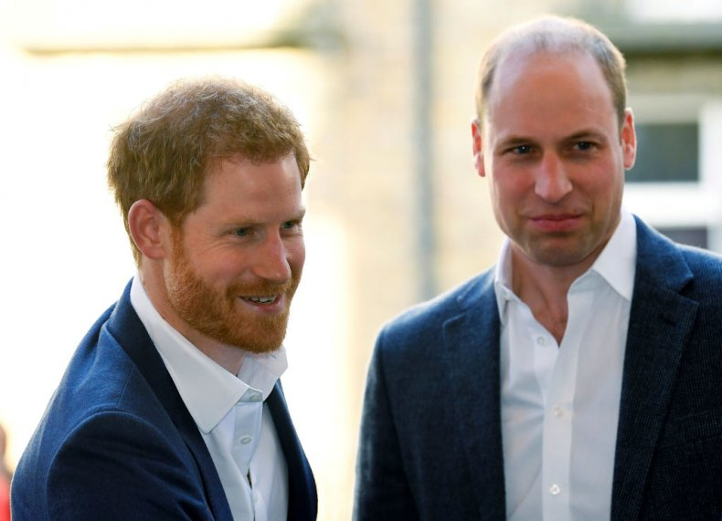 Prince Harry and Prince William Greenhouse Centre