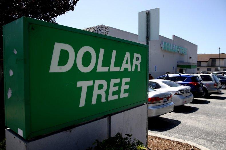Anti-Masker In Dollar Tree