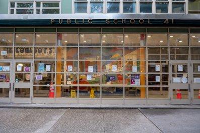 Public school in New York City