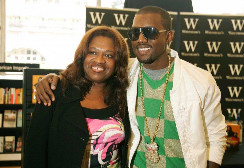 Donda West Kanye West