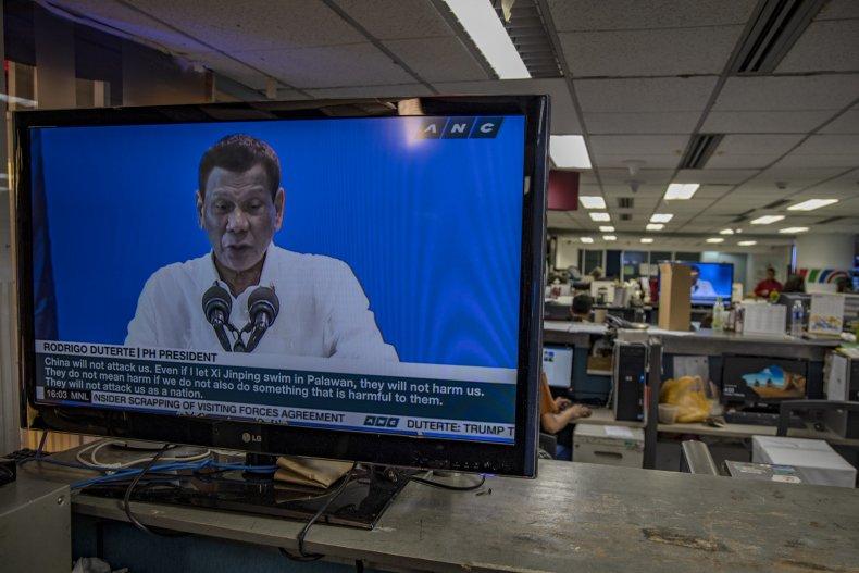 Rodrigo Duterte, masks, gasoline, diesel, disinfectant, coronavirus