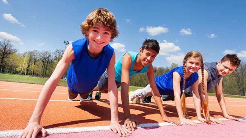 Newsweek Amplify - Children's Sports