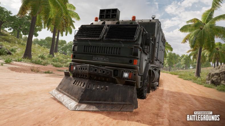 pubg console season 8 pts loot truck