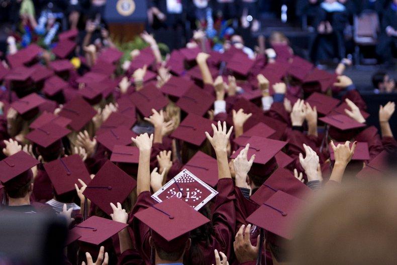Joplin, Missouri, high school graduation, 2012