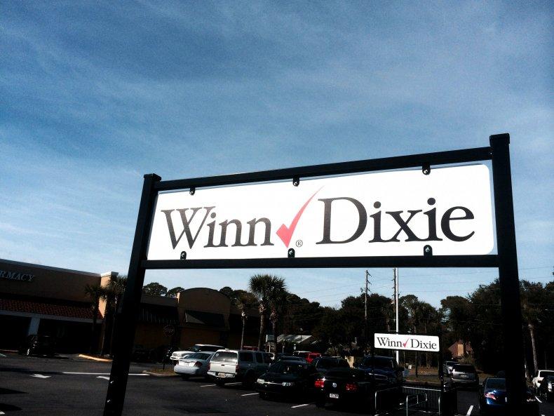 Winn-Dixie Store