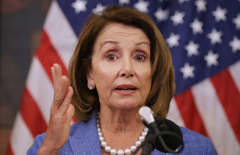 Nancy Pelosi coronavirus Trump virus interview COVID-19
