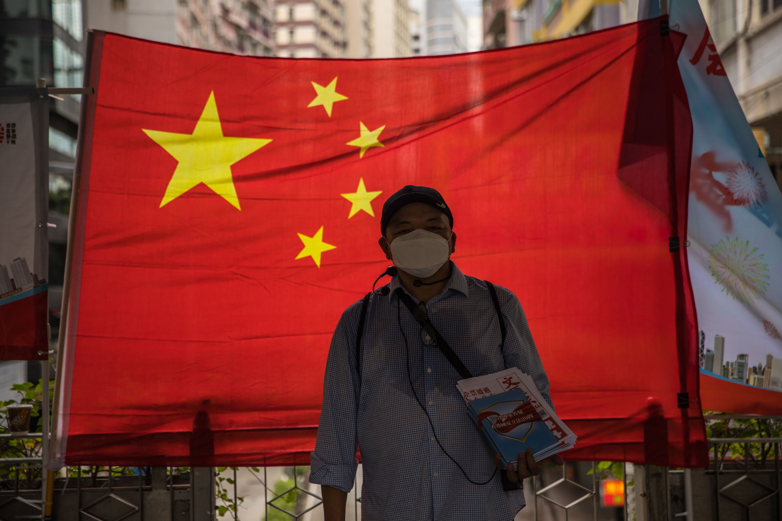 U.S. Orders China to Close Houston Consulate, Citing
