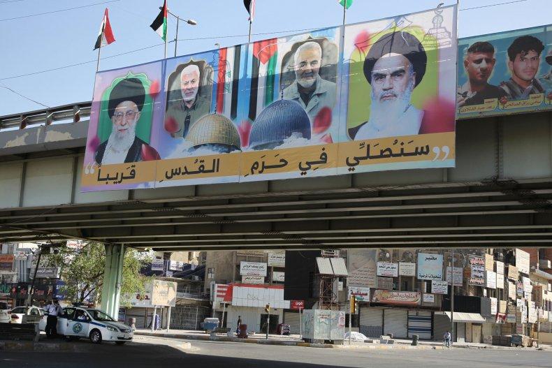 Qassem Soleimani, Iran, Iraq, US, Ali Khamenei