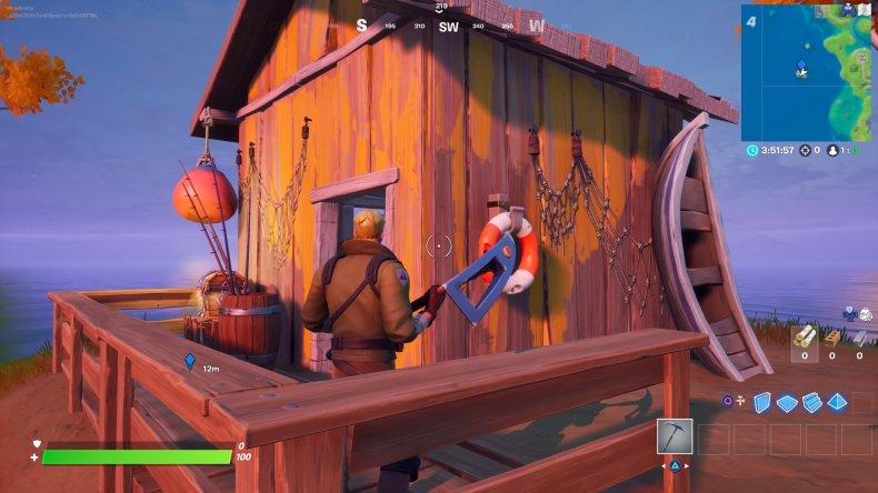 fortnite stack shack gameplay