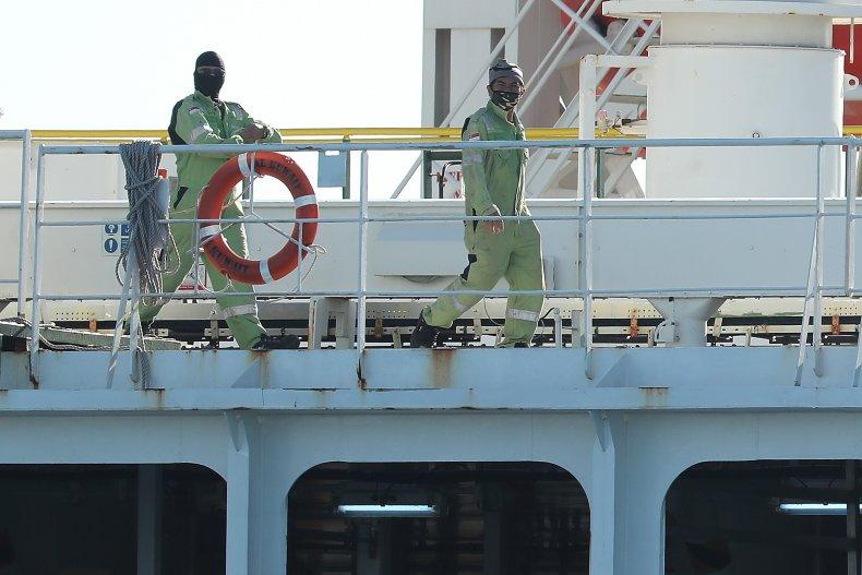 Ship Crew COVID-19