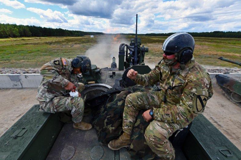 us, army, tank, exercise, poland, europe