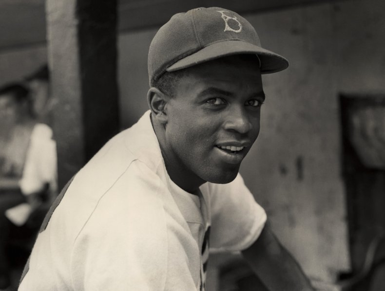Jackie Robinson Dodgers Baseball Racism Diversity