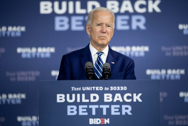 JOe BIden, DOnald Trump, 2020, foreign policy