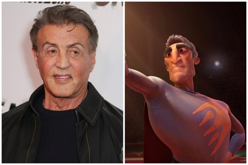 animal crackers sylvester stallone