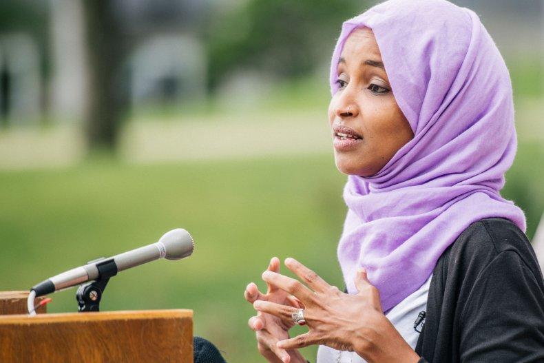 U.S. Representative Ilhan Omar