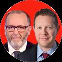 Bruce Abramson and Jeff Ballabon