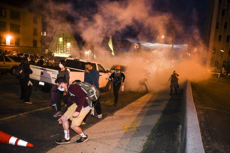 Colorado protests