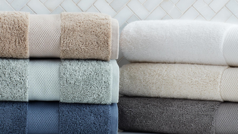 Spa and Plush Bath Towels