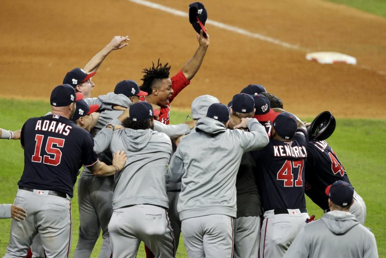 Washington Nationals, World Series, MLB