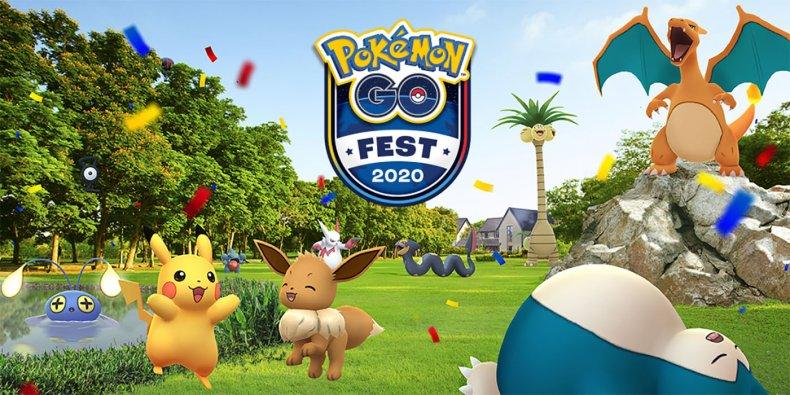 pokemon go fest 2020 banner