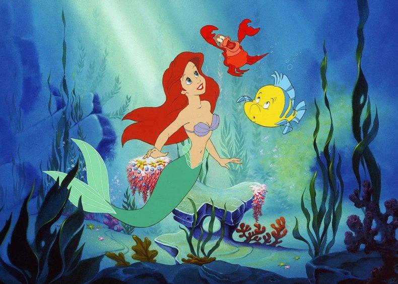 #99. The Little Mermaid (1989)