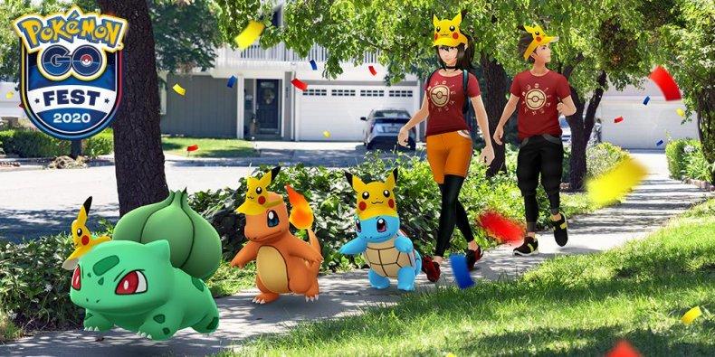 pokemon go fest 2020 new pokemon