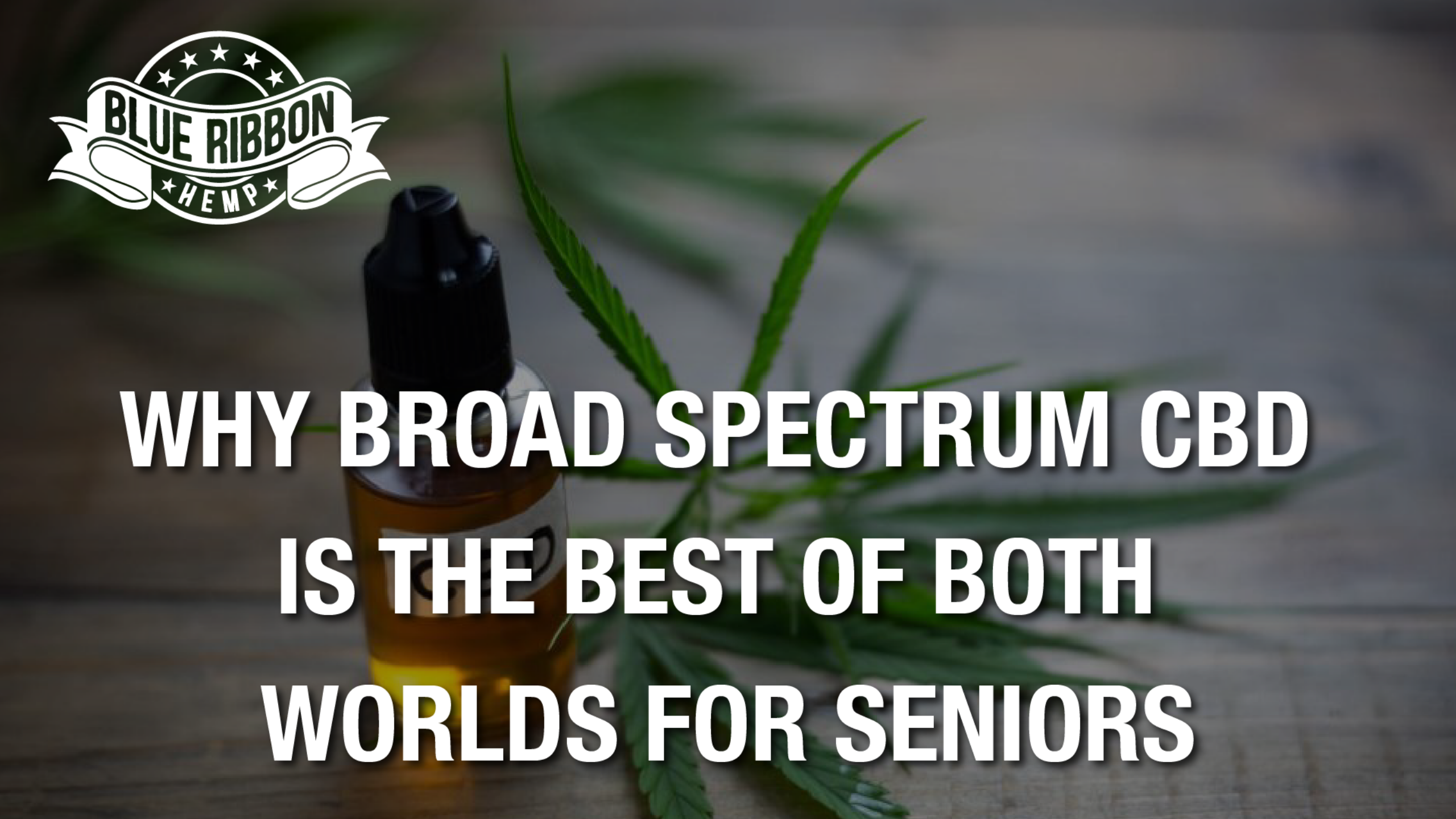 Newsweek AMPLIFY - Broad Spectrum CBD