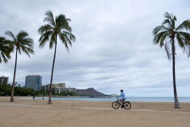 Hawaii Storm Douglas