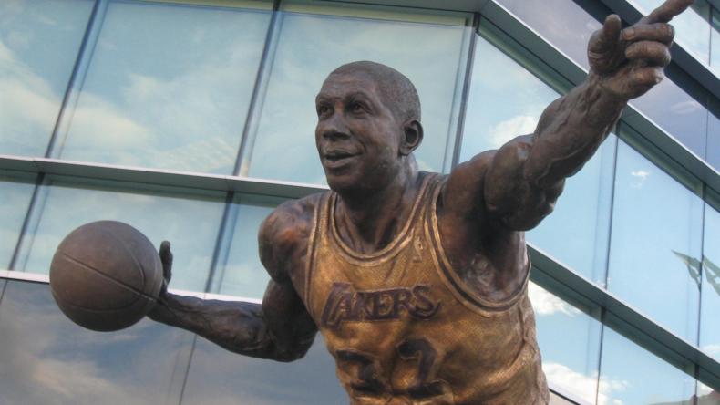 Newsweek AMPLIFY - Magic Johnson NBA Store