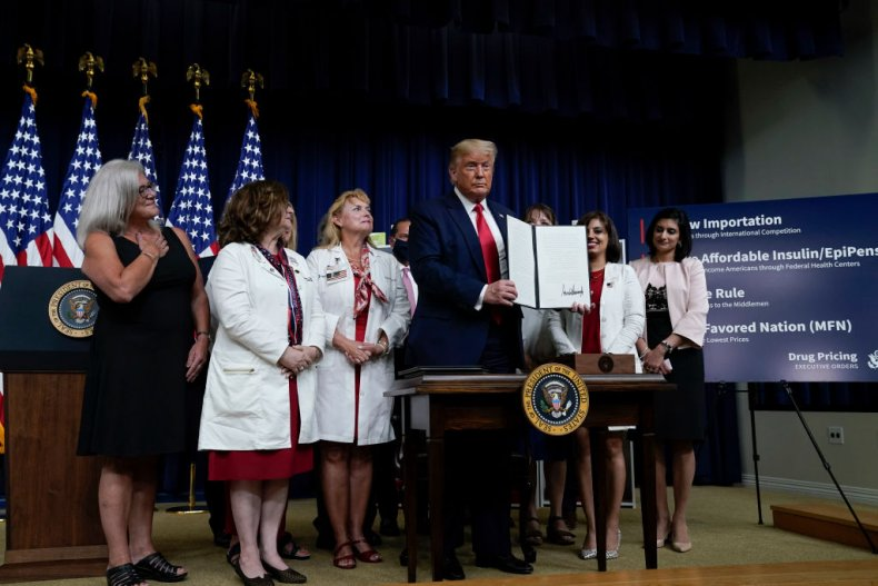 Donald Trump and drug prices