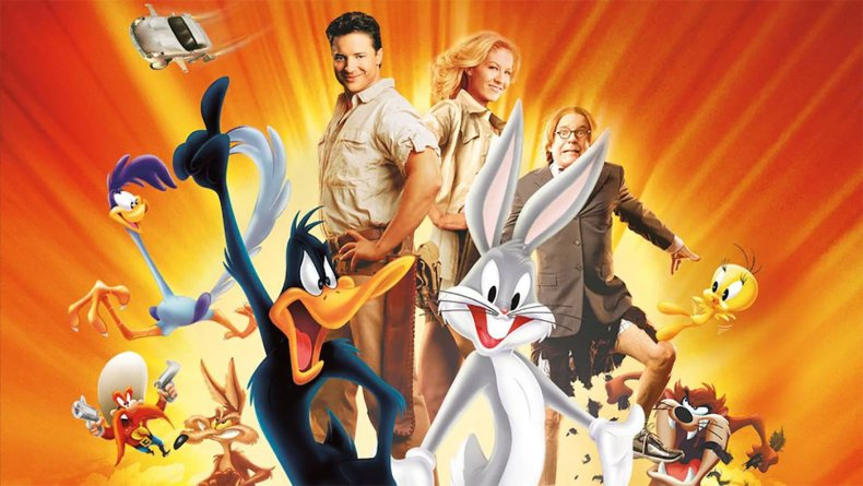 Looney Tunes Back in Action Movie