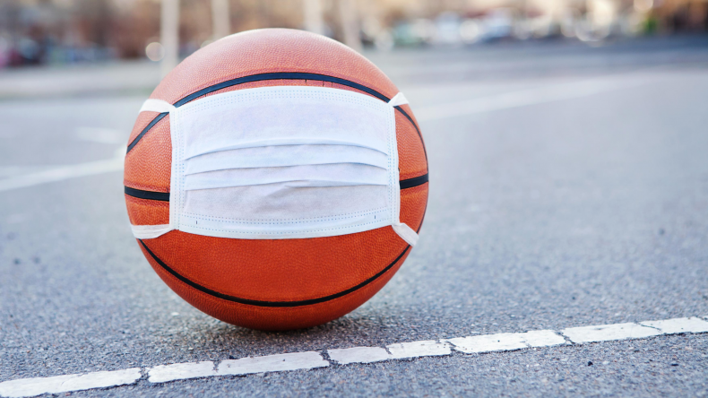 Newsweek AMPLIFY - NBA Bubble