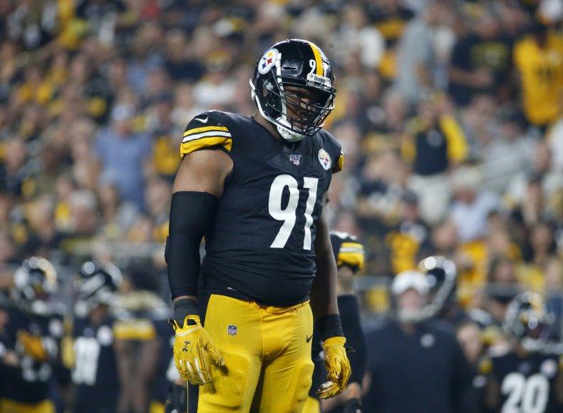 Stephon Tuitt, Pittsburgh Steelers